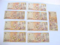 Bancnote de 5.000 din anul 1998