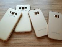 Husa+Rama Aluminiu Samsung Galaxy S6,S6Edge,Note 5,J7 2015