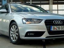 Audi A4 2.0 TDI 177cp Sport,Automata, senzori, incalzire.