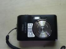 Aparat foto digital Nikon Coolpix L16, 7.1MP, negru