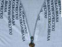 Tricouri Dolce Gabbana fermoar metalic/Italia