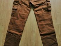 Pantaloni Blugi / Jeans Skinny fit, Caramello Car, Size 30