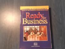 Curs de comunicare in afaceri Ready for business