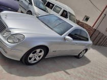 Mercedes - Benz E270, an 2005, full options, navigatie,. Imp