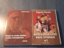 Maestri ai artelor plastice romane contemporane A. Macarie