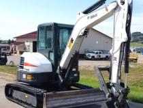 Piese excavatoare Bobcat
