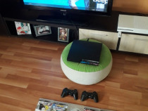 Consola PlayStation 3 Modat +Fifa 19 + 25jocuri Sch Xbox