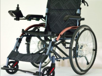 Fotoliu rulant actionat electric (scaun cu rotile)