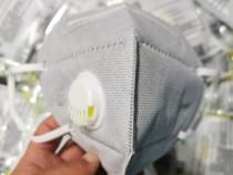 Masca de protectie KN95 cu valva - 6 straturi FFP2
