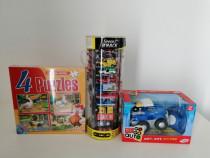 Jucarii Set de mașinuțe, mașina cu telecomandă