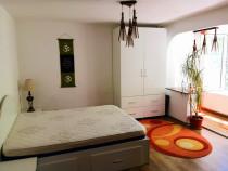 Apartament 2 camere mobilat langa metrou Titan