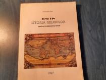Teme din istoria religiilor Vicentiu Pal cu autograf