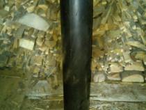 Burlan din tabla de otel pentru centrala termica 160 / 1000