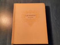 L. N. Tolstoi Teatru editie omagiala 125 ani de la nastere