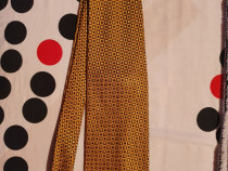 Cravată din matase, brand: Oscar de la Renta