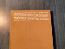 Arta decorativa contemporana romaneasca UAP album de arta