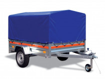 Inchiriez remorca marfa 750 Kg 60 Ron/zi
