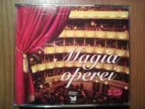 Magia Operei, 5 CD-uri, Reader's Digest, 2006