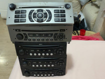 MP3 player , CD player , cd changer Citroen - Peugeot