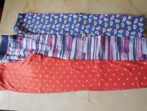 Pantaloni - colanti  pentru fete marimea 134 - 140