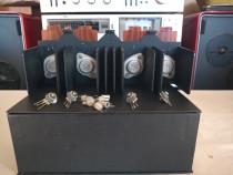 Tranzistori metalici ATES 2N3055. Perfect functionali.