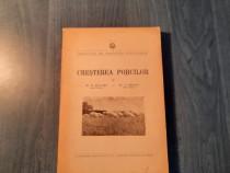 Cresterea porcilor de D. Puscaru si V. Cristea