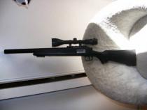 Pusca de asalt ~sniper awp ~ metal- airsoft cu aer comprimat