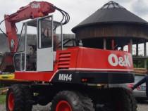 Excavator O& K MH4 in stare perfecta de functionare!