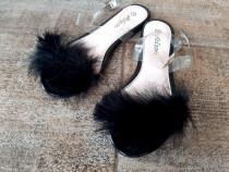 Sandale cu blanita