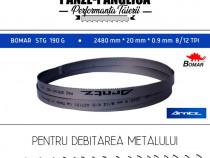Fierastrau panglica metal 2480x20x0.9x8/12 Bomar STG 190 G