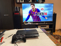 Consola Sony Ps3 Super Slim+Fifa14+Controller-Germania