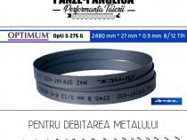 Fierastrau banda metal 2480x27x0.9x8/12 Optimum Opti S 275 G