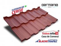 Tigla metalica Germania Simetric 0.5 Lucios BlachoTrapez