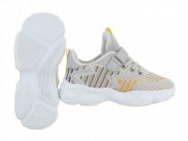 Pantofi Casual Pentru Copii, C12056-2-Grey, Mărimi 31-36