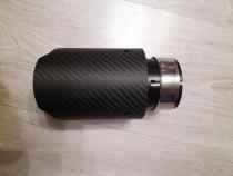 Tipsuri Ornament Evacuare design carbon negre 63