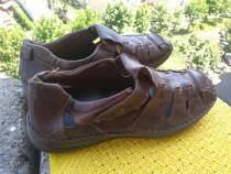 Sandale,Brian Lones, mar 41 (26 cm) made in Italia