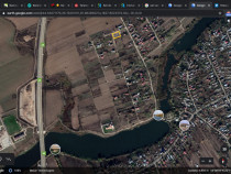 Teren Moara Vlasiei, langa lac - 1500 mp,