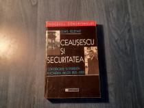 Ceausescu si securitatea de Dennis Deletant