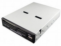 Card reader intern 3.5'' cu mufa USB 2.0 - 54 în 1