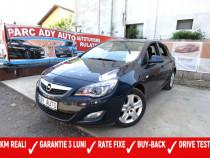Opel Astra J / rate fixe si egale / buy- back / garantie