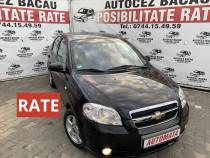 Chevrolet Aveo 2009- AUTOMATA -Benzina-RATE-