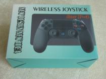 Joystick wireless for ps-4 dual vibration - nou (sigilat)