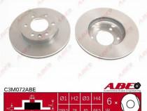 Disc frana ABE Volkswagen Crafter 30-35 Bus 2E 2.5 TDI parte