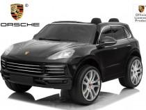 Kinderauto posche cayenne xxl premium #negru