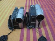 2 Camere video Sony hc27 si Samsung VP-D351 pt. piese schimb