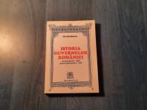 Istoria guvernelor Romaniei 1958 - 1995 Stelian Neagoe