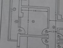 Închiriez apartament 3 camere Astra