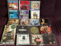 LOT cd-uri muzica romaneasca hip hop (RARe),stare f. buna