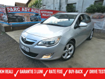 Opel astra j / garantie / buy - back / rate fixe si egale