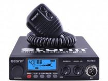 Statie radio cb storm matrix 20w produs nou